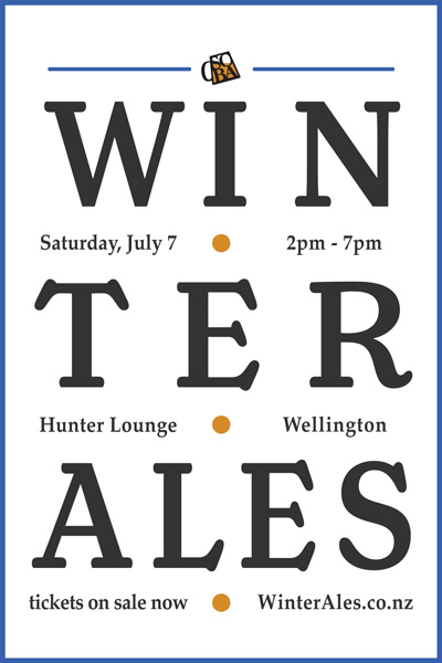 Winter Ales Festival, July 7, 2018 @ 2pm